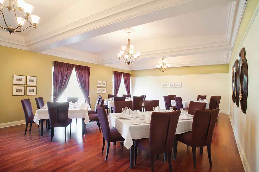 Adams Dining Room