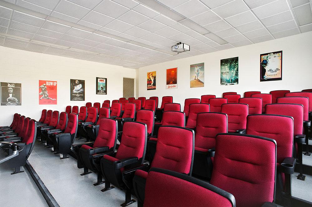 Nicolls 4 movie classroom